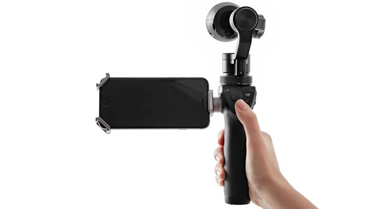 DJI, DJI Osmo, DJI handheld 4K camera, DJI 4K handheld stabilised camera, DJI Phantom, DJI Zenmuse, DJI drones, DJI Phantom drone, gadget news, tech news, technology