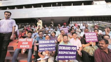 Chandigarh PGI doctors hold protest against long-pending issues