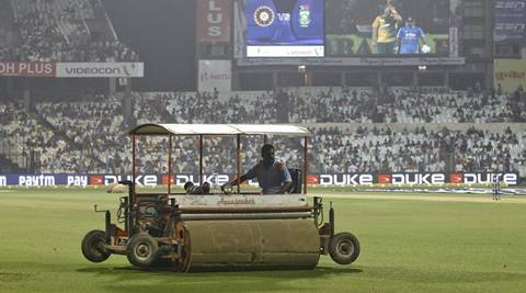 India-South Africa T20I washout alarms CAB officials ahead of World T20 final at Eden Gardens