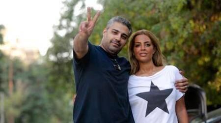 Al-Jazeera journalist Mohamed Fahmy released from prison in Egypt returns to Canada