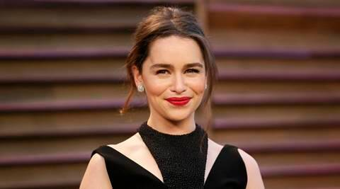 'Game of Thrones' actress Emilia Clarke is 'sexiest woman alive'