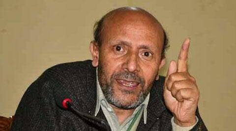 Jammu and Kashmir Assembly, JK assembly, engineer rashid, congress kashmir, kashmir assembly, engineer rashid walkout, PDP BJP, beef ban kashmir, beef ban bill kashmir, kashmir news