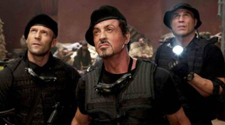 'Expendables 4' to start filming next year?