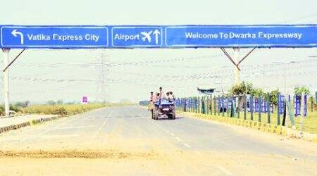 Hardlook: Dwarka Expressway's seven-year hitch