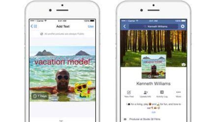 Facebook, Facebook mobile profile picture, Facebook video in profile picture, Facebook design change, Facebook profile, Facebook privacy, social media, Facebook news, technology news