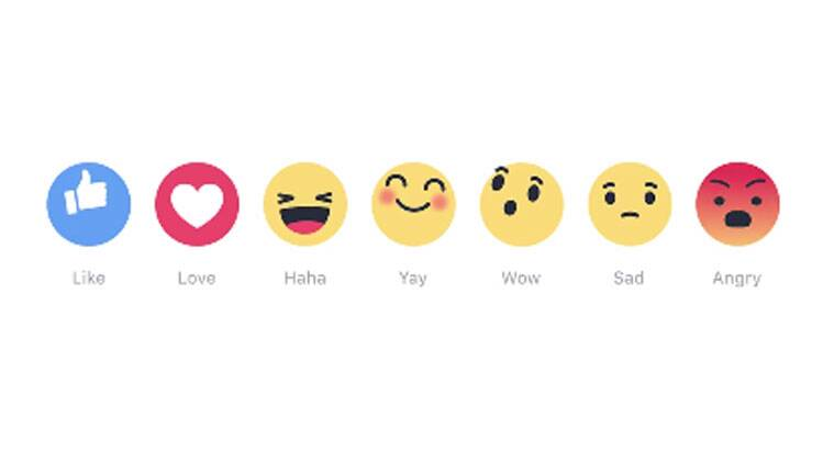 Facebook is testing out new reactions, although it won't be launching a dislike button on the site yet.