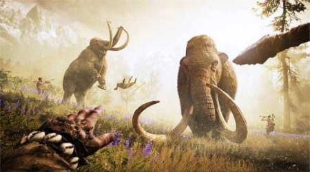 VIDEO: Far Cry Primal reveal trailer has epic written all overit
