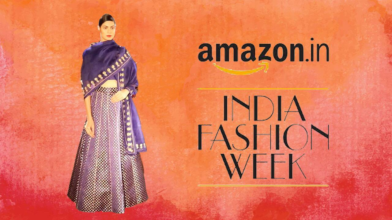 Amazon India Fashion Week: Sanjay Garg's Debut Collection