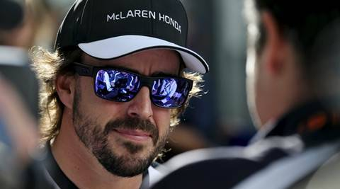 Fernando Alonso commits to McLaren till 2017