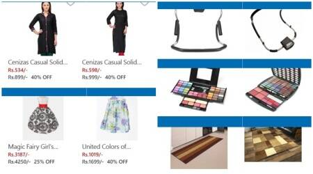 Flipkart's Big Billion Days Sale: Fashion and lifestyle deals you can opt for