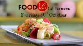 FoodIE's First Season, Starts 30thOctober