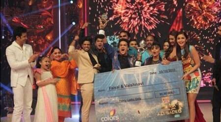 faisal khan, Jhalak Dikhhla Jaa Reloaded winner, Jhalak Dikhhla Jaa winner, faisal, jhalak winner, Jhalak Dikhhla Jaa finale, Jhalak winner, faisal khan jhalak winner, jhalak reloaded winner, Jhalak Dikhhla Jaa faisal khan, Jhalak Dikhhla winner, Jhalak Dikhhla Jaa Reloaded news, Jhalak Dikhhla Jaa news, Jhalak Dikhhla Jaa updates, shahid kapoor, sanaya irani, shamita shetty, entertainment news