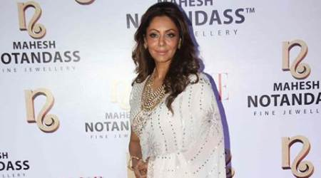 Gauri Khan's collection in Paris honours the Gujarati art of Sankhedu