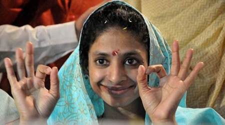 Geeta fails to recognise couple claiming to be her parents