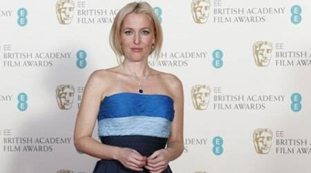 Gillian Anderson, Gillian Anderson news, Gillian Anderson open letter, indian health ministry, Gillian Anderson jodhpur, Gillian Anderson latest news, Gillian Anderson in india, Gillian Anderson indian minister, entertainment news