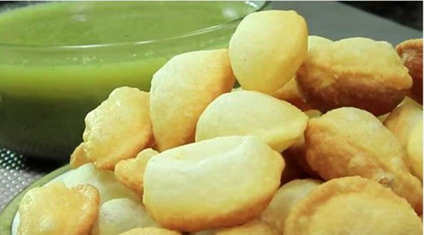 Express Recipes: How to make Suji Golgappe 1