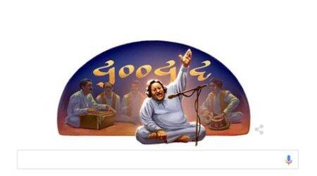 Nusrat Fateh Ali Khan: Google doodle celebrates the Qawwali maestro's 67th birth anniversary