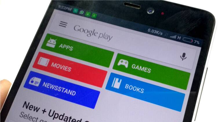 Google, Google play store, Google play store update, google play store new look, google play store new update, technology, technology news