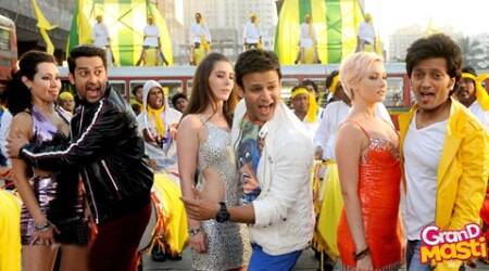 'Grand Masti' can be shown on TV; Delhi High Court vacates stay ontelecast