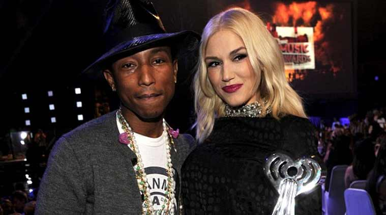 Gwen Stefani, Happy hitmaker, Pharrell Williams