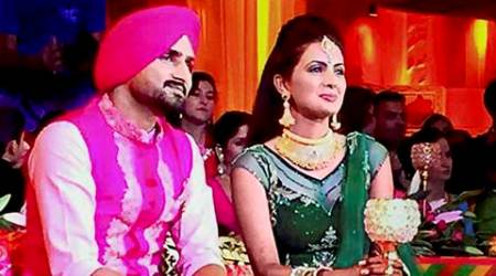 Harbhajan Singh, Geeta Basra blessed with a baby girl