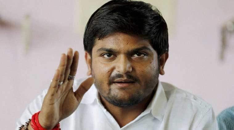 Hardik Patel, Hardik patel sedition charges, Supreme court, Hardik Patel detained, Hardik Patel rajkot, Hardik Patel protest, patidar protest, India news