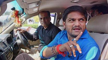 Hardik Patel rules out possibility of compromise with Gujarat government