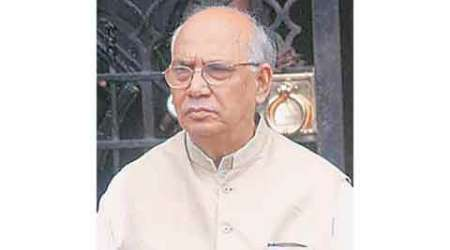 Hans Raj Bhardwaj : Is there any doubt that politicians want to controljudiciary?