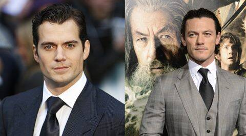 Henry Cavill, Luke Evans to star in 'Sand Castle'