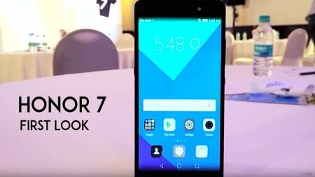 Honor 7 First Look Video