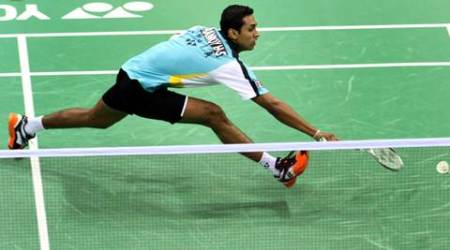 French Super Series: HS Prannoy grounds super Lin Dan