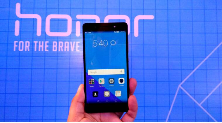 Huawei Honor 7, Huawei Honor 7 smartphone, huawei, Huawei Honor 7 launch, Huawei Honor 7 video, Huawei Honor 7 first look video, Honor 7 specs, Honor 7 price, India, huawei Honor 7 flipkart, smartphones, technology news