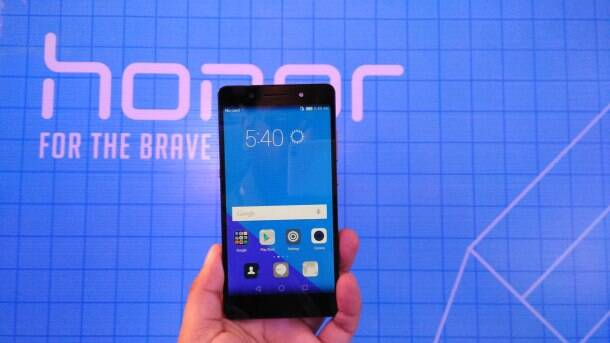 Huawei Honor 7 first look: Here is everything you need to know