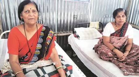 Two women on hunger strike for 34 days create stir