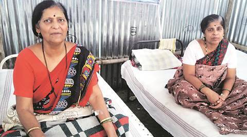 hunger strike, women hunger strike, two women hunger strike, pune news, indian express