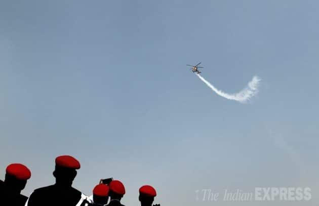 indian air force, IAF day, IAF 83rd anniversary, Indian air force day, Arup raha, IAF woman induction plan, Sachin Tendulkar IAF day, indian air force photos, IAF photos, india news, latest news