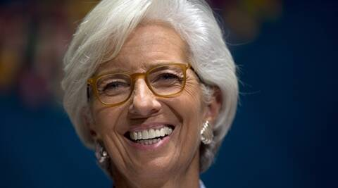 Now 'right moment' for carbon tax: IMF chief