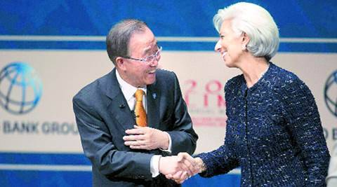 Jaitley voices India's concerns over delay in IMF quotareforms