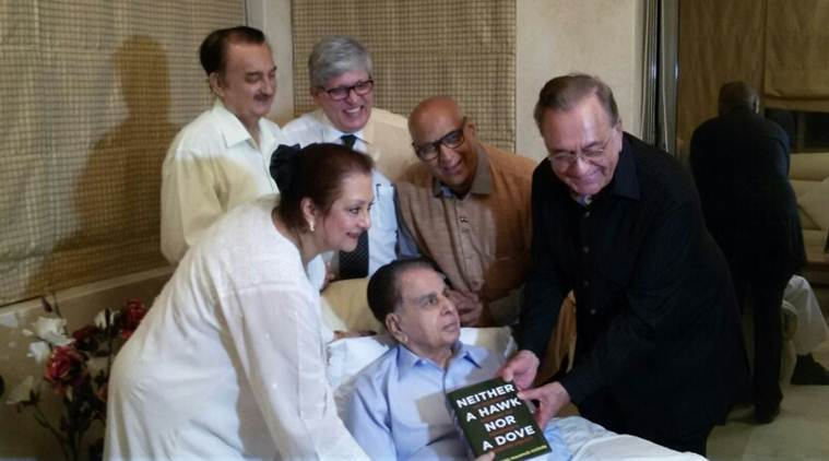 Dilip Kumar secretly visited Pakistan twice: Khurshid Kasuri