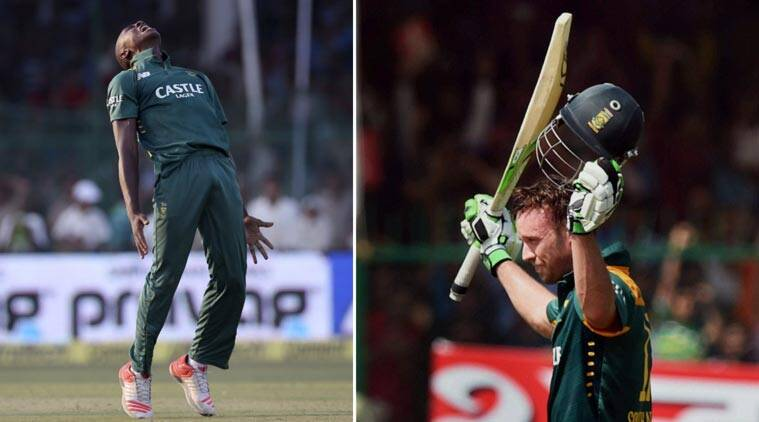 India vs South Africa, Ind vs SA, India South Africa, South Africa India, Kagiso Rabada, Rabada South Africa, AB de Villiers, De Villiers South Africa, MS Dhoni, Dhoni India, India Dhoni Cricket, Cricket