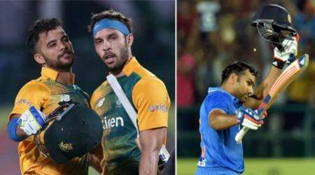 India vs South Africa, 1st T20I: Rohit Sharma ton, JP Duminy show, run-feast in Dharamsala