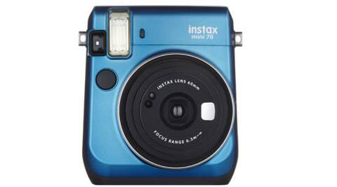 Fujifilm launches Instax Mini 70 instant camera at Rs 11,500