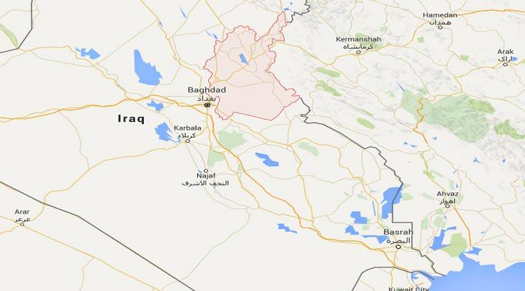 ISIS suicide attack on marketplace kills 115 in Iraq – Diyala Iraq Map