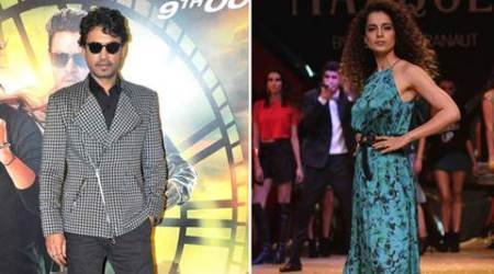 Kangana Ranaut, Irrfan Khan to work together in film on Begum Akhtar?