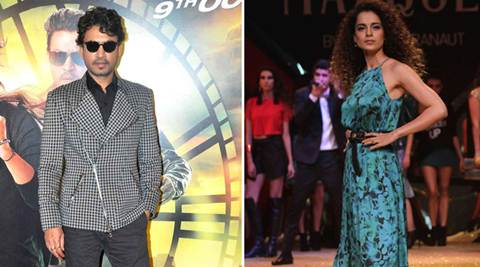 Irrfan Khan, Kangana Ranaut, Ae Mohabbat, Begum Akhtar, Irrfan Khan Kangana Ranaut, Irrfan khan Kangana Ranaut film, Irrfan Kangana, Irrfan Khan Ae Mohabbat, Irrfan, Irrfan Khan in Begum Akhtar Film, Kangana Ranaut Ae Mohabbat, Kangana Ranaut in Begum Akhtar Film, Entertainment news