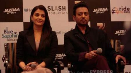 Irrfan Khan, jazbaa, Irrfan Khan movies, Irrfan Khan upcoming movies, Irrfan Khan jazbaa, aishwarya rai bachchan, Irrfan Khan latest news, Irrfan Khan news, entertainment news