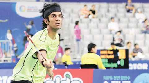 Almost-famous shuttler, Ajay Jayaram grows in stature