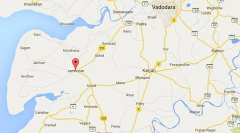 Tension in Gujarat town after dead cow calf recovered from hotelpremises