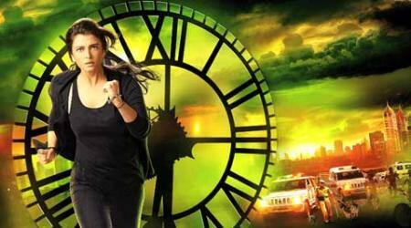 Jazbaa movie review: Aishwarya is over-the-top