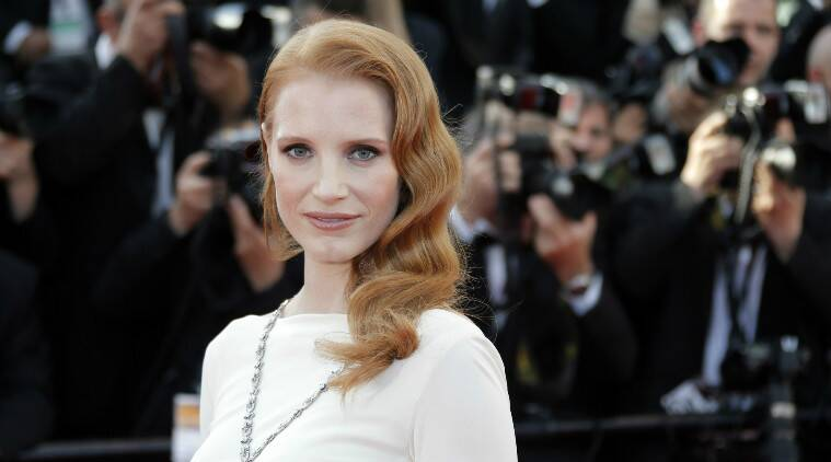 Jessica Chastain, Bond films, hollywood, entertainment